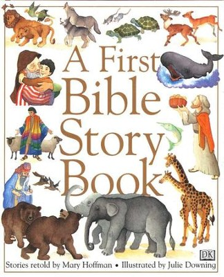 First Bible Story Book     -