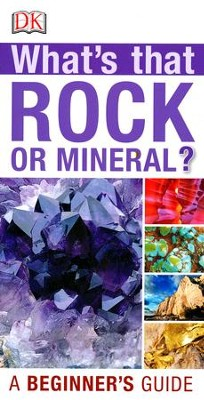 What's that Rock, Mineral, or Gem?  -