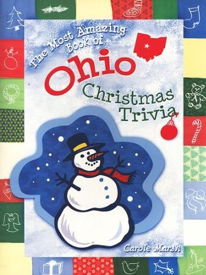 Ohio Classic Christmas Trivia, Grades K-8  -     By: Carole Marsh
