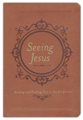 Seeing Jesus: Seeking and Finding Him in the Scriptures  -     By: Nancy Guthrie