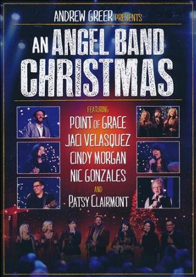 Andrew Greer Presents: An Angel Band Christmas   -