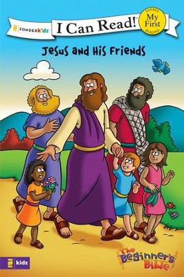 Jesus and His Friends - eBook  -     By: Kelly Pulley