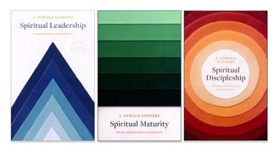 Spiritual Leadership, Spiritual Discipleship and Spiritual  Maturity, 3 Volumes  -     By: J. Oswald Sanders
