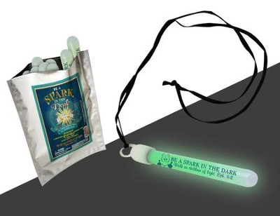 Glow in the Dark Necklace, Pack of 12         -