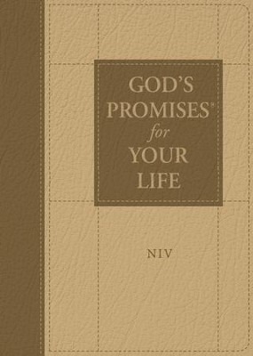 God's Promises for Your Life: New International Version - eBook  -     By: Jack Countryman