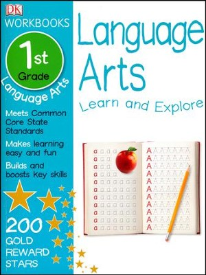 DK Workbooks: Language Arts Grade 1  -