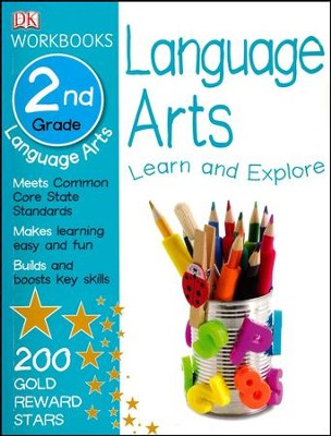 DK Workbooks: Language Arts Grade 2  -