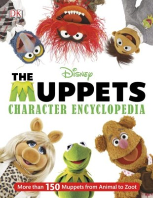 Muppets Character Encyclopedia  -