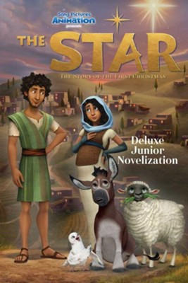 The Star Deluxe Junior Novelization, Hardcover   -     By: Tracey West