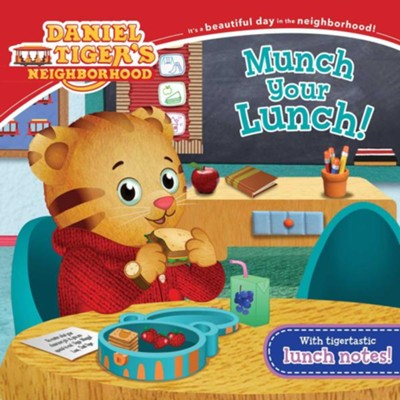 Munch Your Lunch!  -     By: Becky Friedman