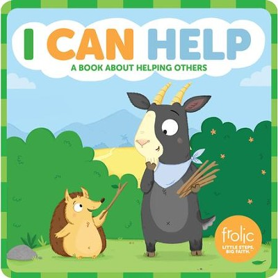 I Can Help: A Book about Helping Others   -     By: Jennifer Hilton, Kristen McCurry