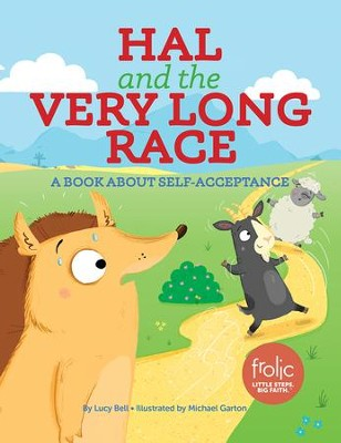 Hal and the Very Long Race  -     By: Lucy Bell