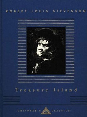 Treasure Island, Vol. 0000   -     By: Robert Louis Stevenson     Illustrated By: Mervyn Peake