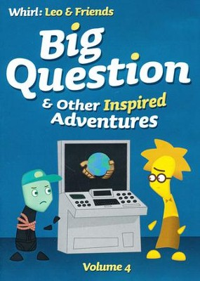 Big Question & Other Inspired Adventures: Volume 4   -
