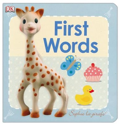 Baby Sophie la girafe: First Words  -