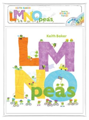 Lmno Peas, With CD  -     Narrated By: Stanley Tucci     By: Keith Baker