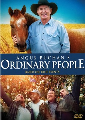 Angus Buchan's Ordinary People, DVD   -