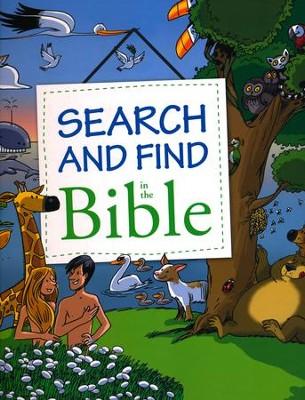 Search and Find in the Bible  -     By: Alexandre Roanne