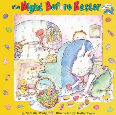 The Night Before Easter  -     By: Natasha Wing