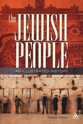 The Jewish People: An Illustrated History  -     By: Shmuel Ahituv