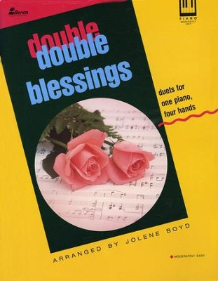 Double Blessings  -     By: Jolene Boyd