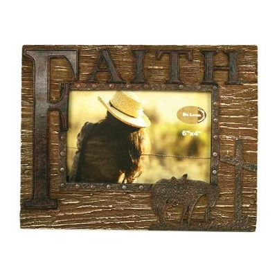 Faith Photo Frame  -