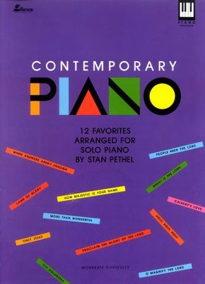 Contemporary Piano, Folio   -     By: Stan Pethel