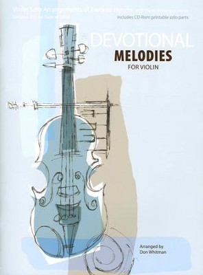 Devotional Melodies for Violin  -