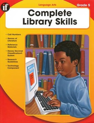 Complete Library Skills, Grade 5  -