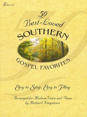 50 Best-Loved Southern Gospel Songs  -