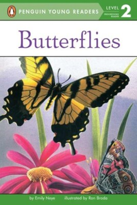 Butterflies  -     By: Emily Nee