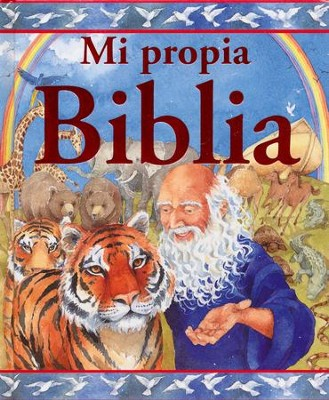 Mi propia Biblia, My Very Own Bible  -     By: Lois Rock, Carolyn Cox