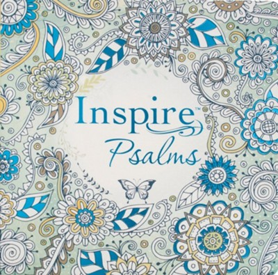 Inspire, Psalms: Coloring & Creative Journaling through the Psalms  -