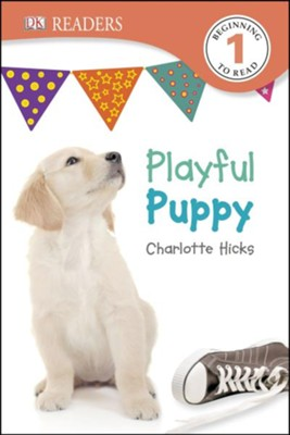 DK Readers, Level 1: Playful Puppy   -     By: Jeremy Patenaude