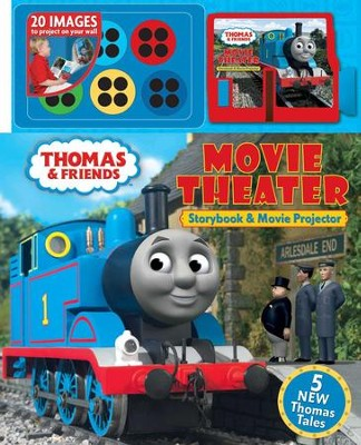 Thomas & Friends Movie Theater  -     By: Reader's Digest Staff