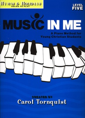 Music In Me: Hymns & Holidays Level 5  -