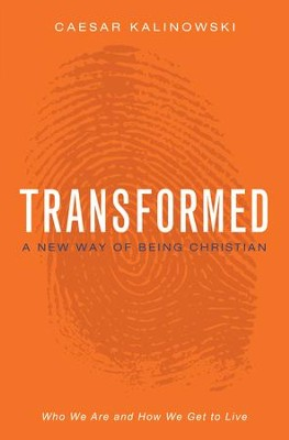 Transformed: A New Way of Being Christian - eBook  -