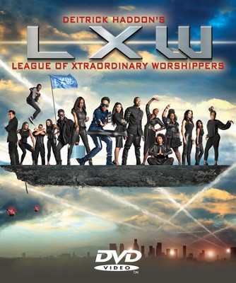 Deitrick Haddon's LXW (League of Xtraordinary Worshippers) DVD  -     By: Deitrick Haddon