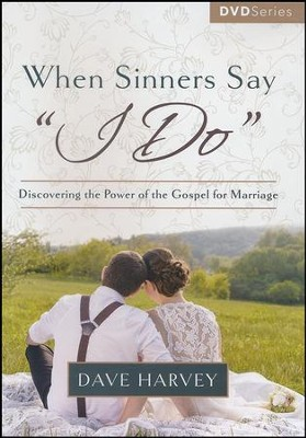 When Sinners Say I Do DVD  -     By: Dave Harvey