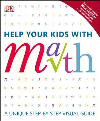 Help Your Kids with Math, Second Ed.   -     By: Barry Lewis
