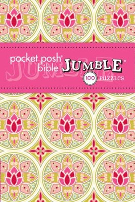 Pocket Bible Jumble Puzzles  -