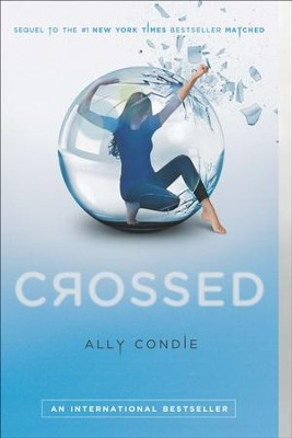 #2: Crossed: A Novel  -     By: Ally Condie