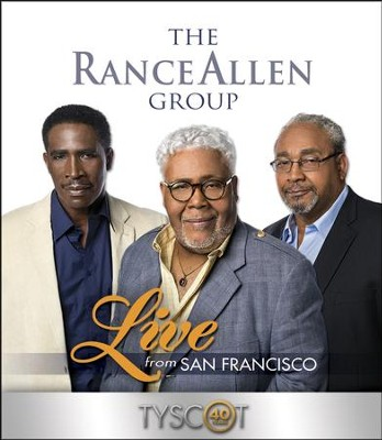 Live from San Francisco DVD  -     By: Rance Allen Group