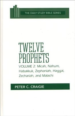 Twelve Prophets Volume 2  -     By: Peter C. Craigie