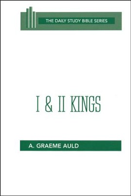 I & II Kings  -     By: A. Graeme Auld