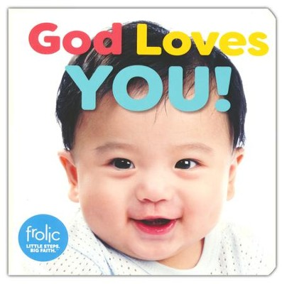 God Loves You!  -     By: Marie Turner