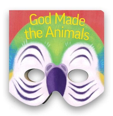 God Made the Animals  -     By: Marie Turner