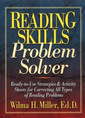 Reading Skills Problem Solver   -     By: Wilma H. Miller
