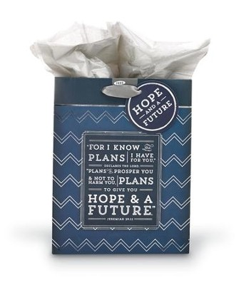 I Know the Plans, Gift Bag  -