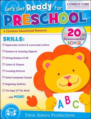 Let's Get Ready for Preschool   -